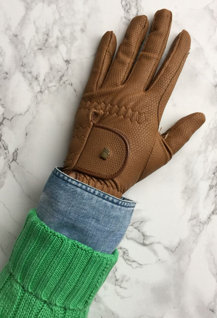 Equestrian Lifestyle Roeckl Riding Gloves