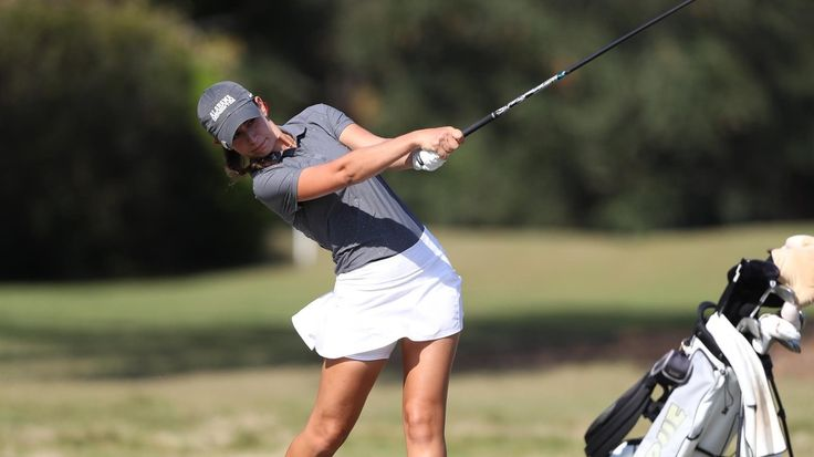 The University of Alabama women's golf team slipped from a tie for fourth after the first round to a tie for seventh place after round two of the Landfall Tradition yesterday. The event is being held at The Country Club of Landfall in Wilmington, North Carolina. The Crimson Tide's Cheyenne Knight posted a second consecutive two-under par day during yesterday's second round, and will begin today's final round at four-under par for the tournament, one shot off the individual lead. As a team…