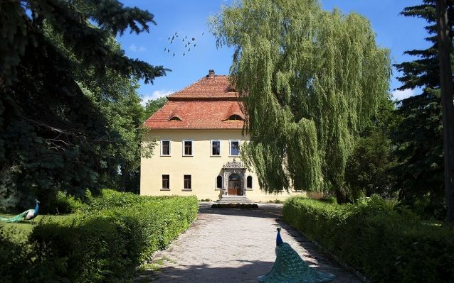 Pałac Mojęcice – Domy Weselne Wrocław - http://www.saleweselne.com/wroclaw/palac-mojecice.html