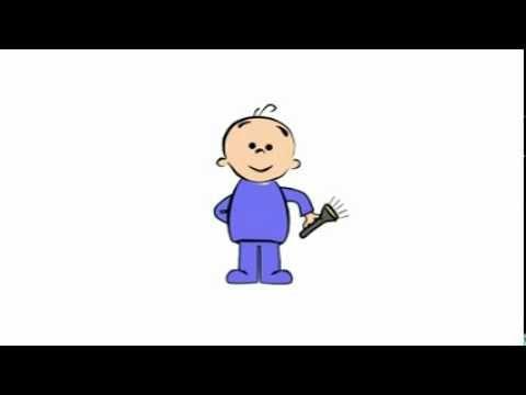 Fundi y el Cerebro (5 años) - Vídeo 2 - La linterna