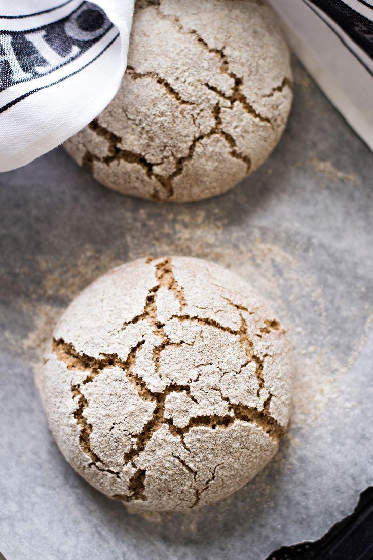 Ruisleipä hapanjuuresta | K-Ruoka #leivonta