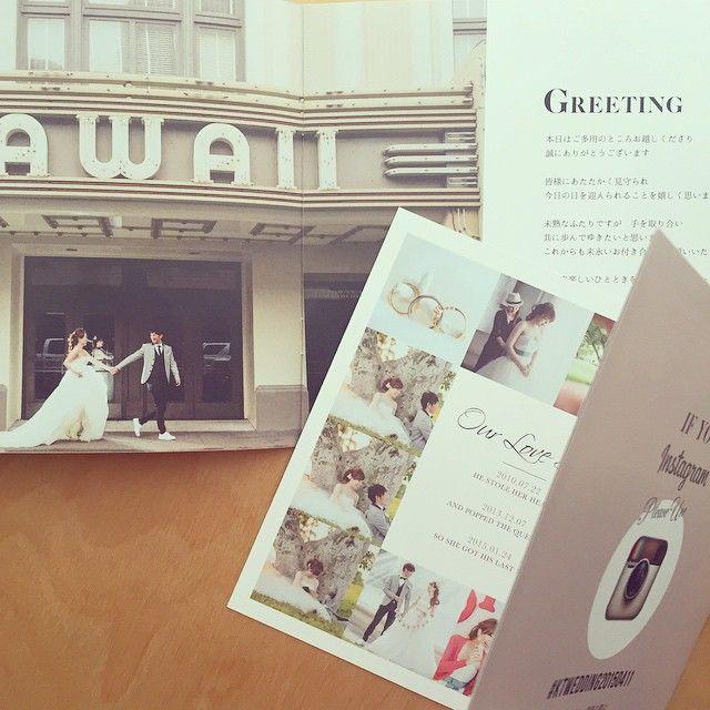 「プロフィールブック」のデザインアイデアまとめ♡ | marry[マリー]