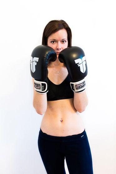 Další skvělá žena, co vyhrála boj sama nad sebou:)
