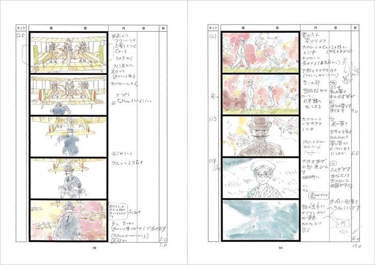 miyazaki storyboard Google Search Storyboard