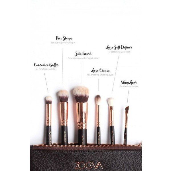 Makeup Brushes Professional Set Powder Blending Brushes