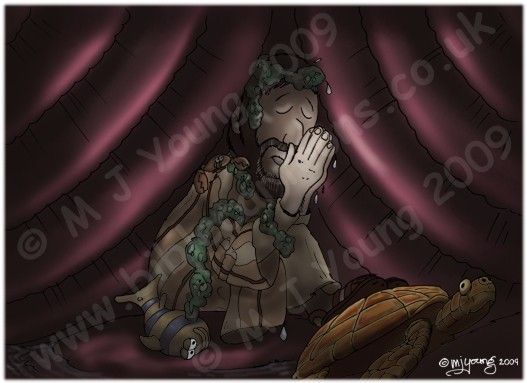 Jonah 02 - Scene 06 - Prayer