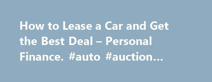 Best car options deals