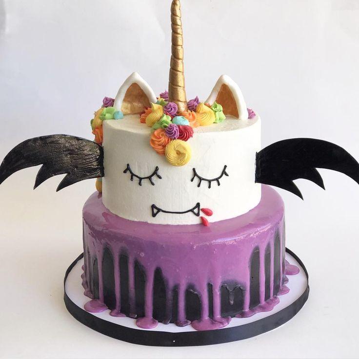 23+ Exklusives Foto von Halloween Geburtstagstorte   – birthday cake images
