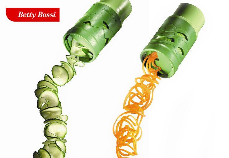 Original Veggie Twister - Lav spiraler og spaghetti med grøntsager!