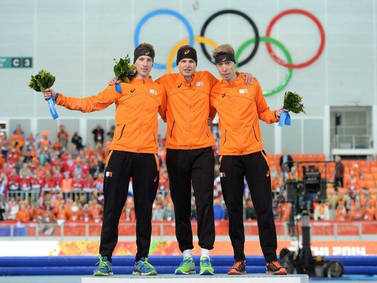 Olympische Spelen Sotsji 2014 Programma / Resultaten: Schaatsen 5000 m mannen