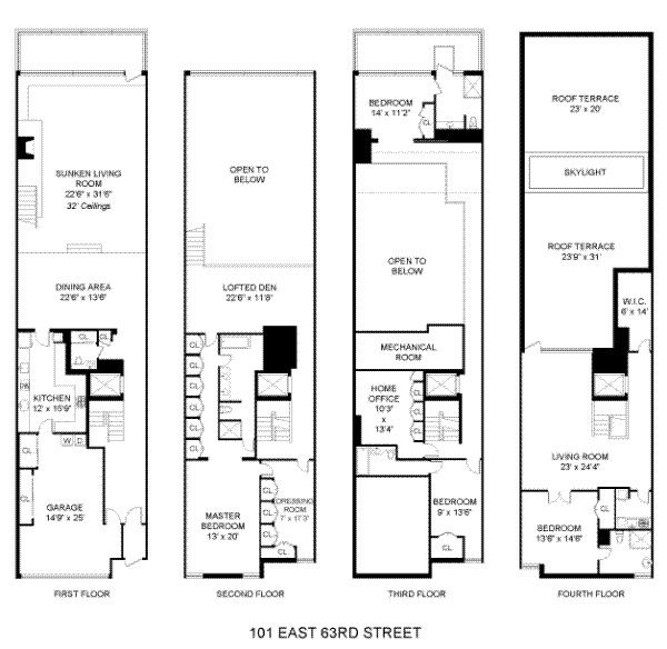 97 best Floor plans images – Bryant Homes Floor Plans