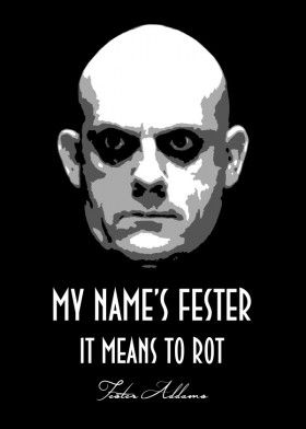 Fester Addams on Poster! @Displate #black #popart #collection #thing #quotes #addamsfamily #decoration #mancave #festeraddams #discount #addams #awesome #wednesdayaddams #morticiaaddams #movies #displate #gomezaddams #geeks #displates #quote #posters #pugsleyaddams #fester #worldstar #movie #fanart #sayings #horror #gomez #morticia #wednesday #tvserie #halloween #spooky #theaddamsfamily #scary #addams #comedy #darkness #gotic #tvshow #series #family #blackfriday #designs #love #horrormovie