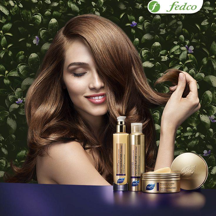 #MorningRitual ¿Sientes que tu cabello necesita una intervención extrema? Conoce los productos de la línea PHYTOKERATINE EXTREME que Fedco te ofrece.  ¡Vas a notar el cambio y no dejarás de usarlos!