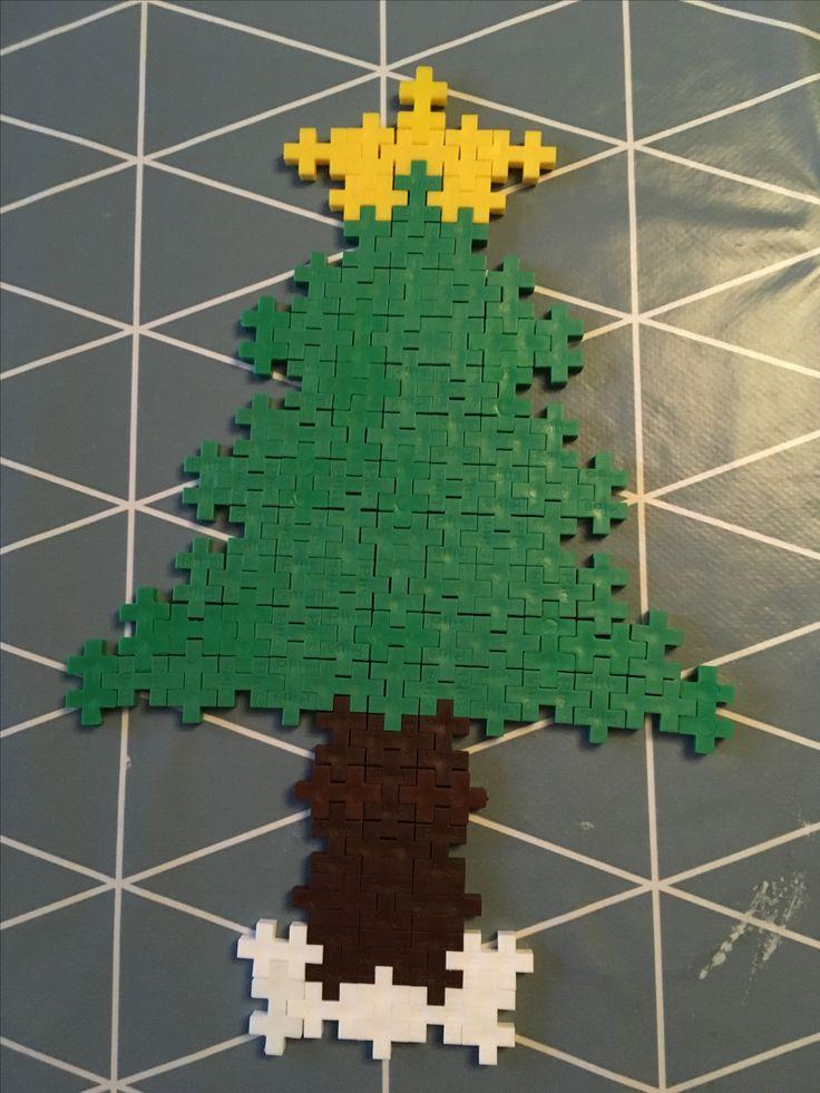 Juletræ plus plus
