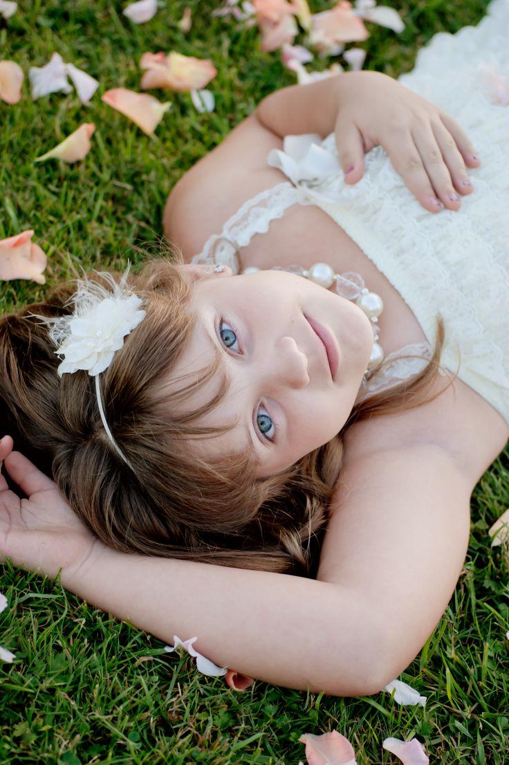 Children's Portrait, Blue Eyes