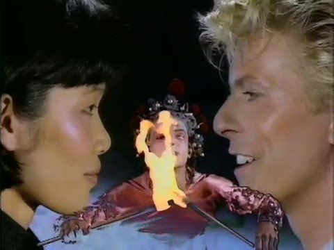 David Bowie - China Girl - YouTube.  Always been my favorite.  That vocal, and guitar solo..genius.