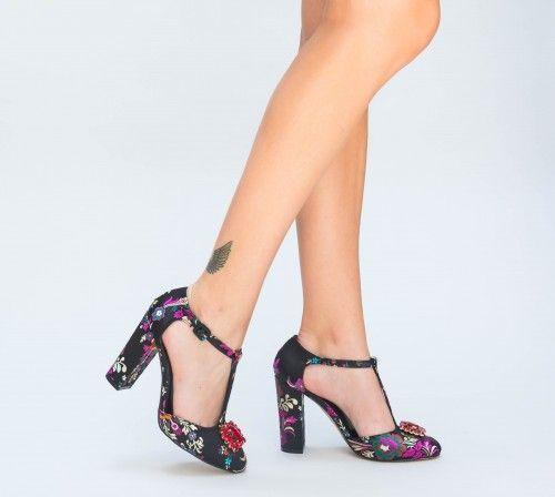 Sandale Agado Negre 2