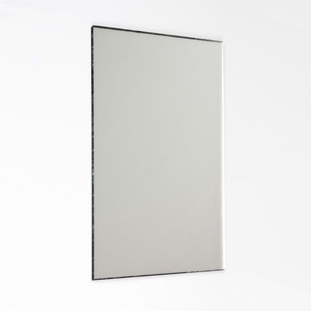 Acrylic mirrors for wall mounting. Popular as safety mirrors for children play areas or public buildings. A selection of standard sizes are available. Supplied with adhesive tape for easy mounting.