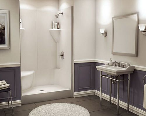 Fiberglass Shower Enclosures | The Four Categories Of Fiberglass Shower Pans that Available in ...
