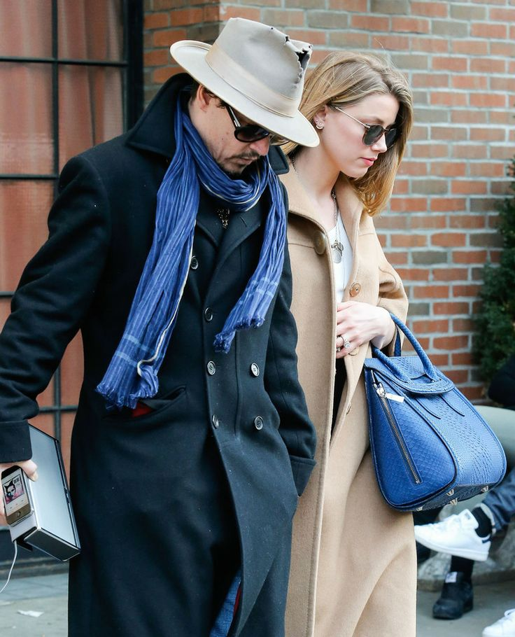 Celebrity News - Johnny Depp and Amber Heard...