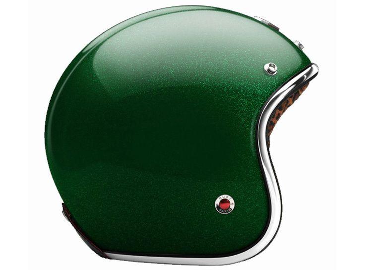 """RUBY Pavillon """"Loz Feliz"""" metal flake helmet"""
