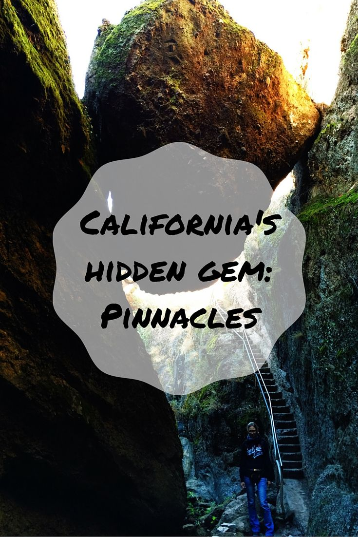 California's Hidden Gem: Pinnacles National Park