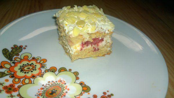 White cake (own recipe)