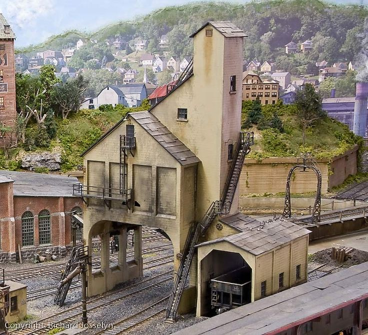 Railroad Line Forums: 17 Best Images About Train Layouts On Pinterest