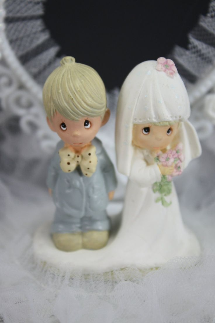 31 Best Wedding Cake Toppers Images On Pinterest