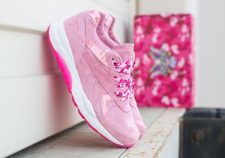 Sneakers women - Cam'Ron x Reebok Ventilator Fleebok 2 (©sneaker bar detroit)