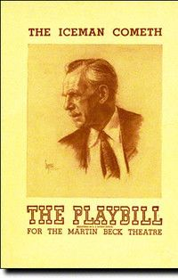 The Iceman Cometh to the Martin Beck Theatre on October 9, 1946.  This Eugene O' Neill play ran for 136 performances.