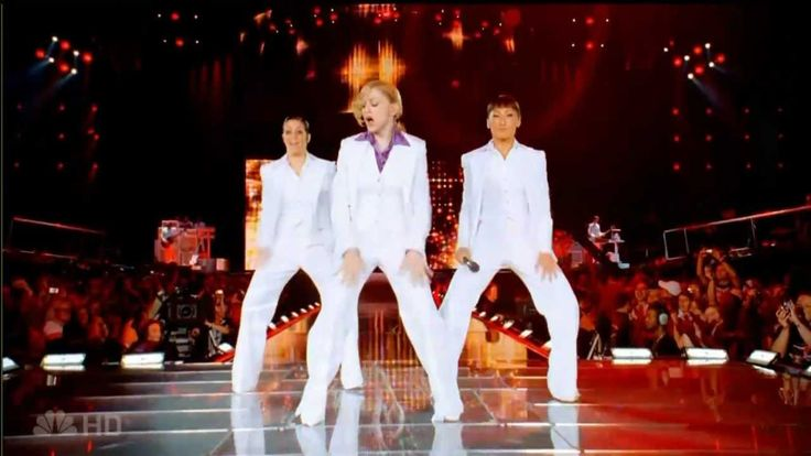 """Madonna – """"Music/Disco inferno"""" Live """"The Confessions Tour"""" HD"""