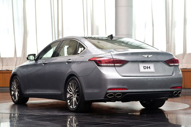 28 best car images on pinterest cars hyundai cars and photographs 2015 hyundai genesis officially revealed with awd freerunsca Gallery