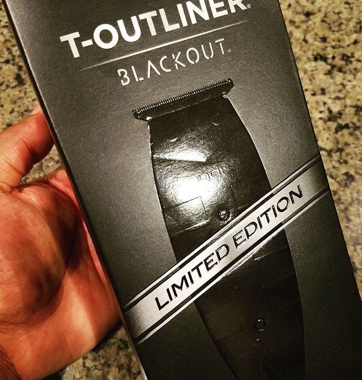 Andis Limited Edition Blackout T-Outliner  #ABBS #Atlanta #barber #supplies #Andis #limitededition #T-outliner #blackout