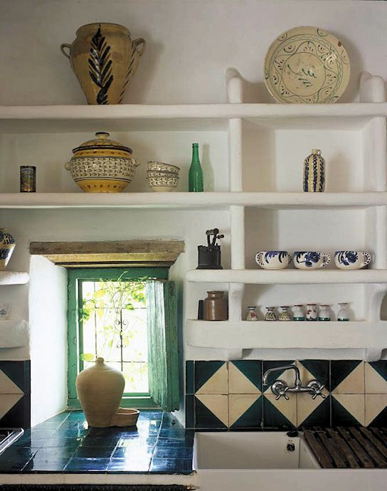Campo Chic Projects and Interior Design - Gaucin Andalucia Spain - Miscellaneous - http://www.campochic.com/projects-miscellaneous.html