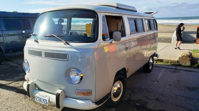 Vw Bus For Sale California