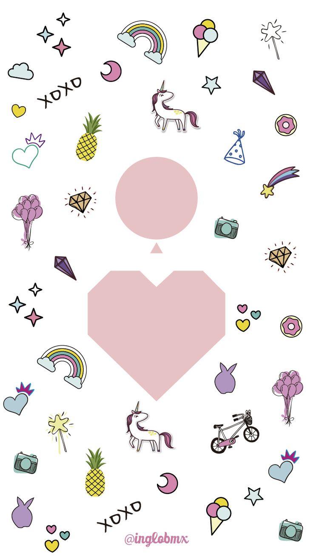 Cute iphone 6/6s wallpapers Si tienes un iphone qué mejor manera de personalizar tu pantalla con estos divinos fondos diseñados con mucho cariño. los amamos todos #veranoinglob