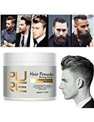 Männer Haarmaske Leave-In Conditioner Haar Portable  Arganöl Haarpflege Oil Re…