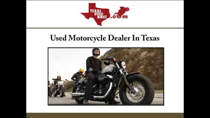 If you are looking for a trusted used bike dealer in Killeen, Texas, consider Texas Used Bikes. The dealer specializes in selling quality and affordable pre-owned bikes. Customers can choose used motorcycles from renowned brand names like BMW, Honda, Yamaha, Suzuki, etc. To know more about the used bikes dealer in Texas, visit : http://www.texasusedbikes.com