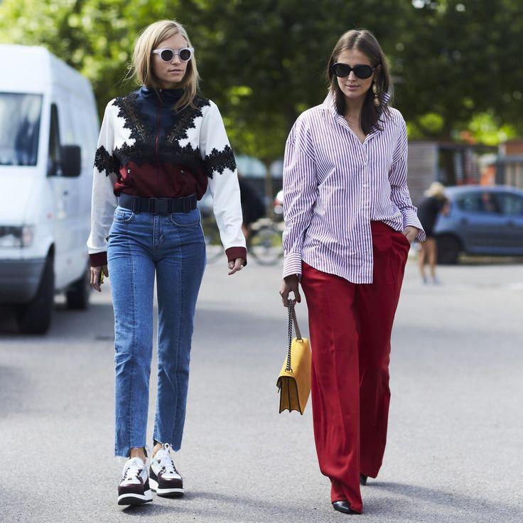 Look week-end : Street style : 20 looks pour un week-end décontracté - Elle