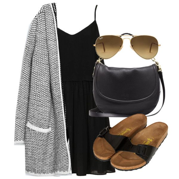A fashion look from October 2014 featuring Topshop dresses, Zara cardigans and Topshop sandals. Browse and shop related looks.