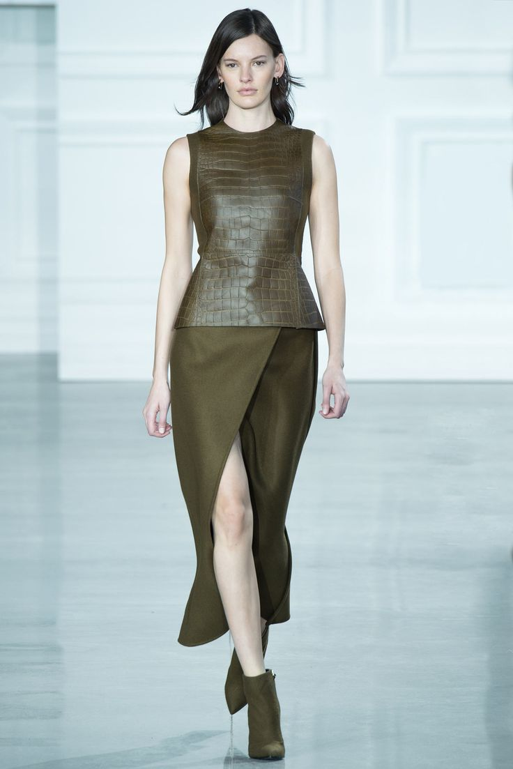 Jason Wu - Fall 2015 Ready-to-Wear - Look 12 of 37