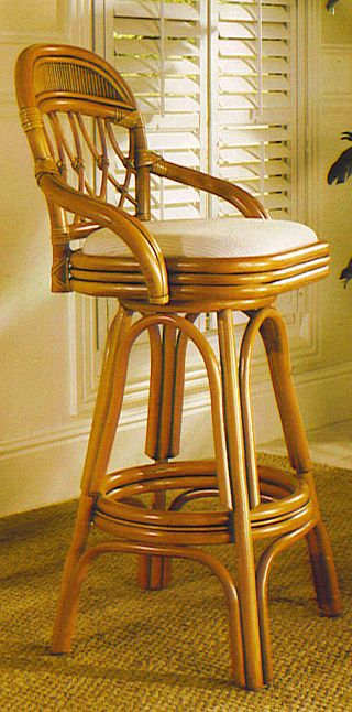 67 Best Rattan And Wicker Bars And Bar Stools Images On