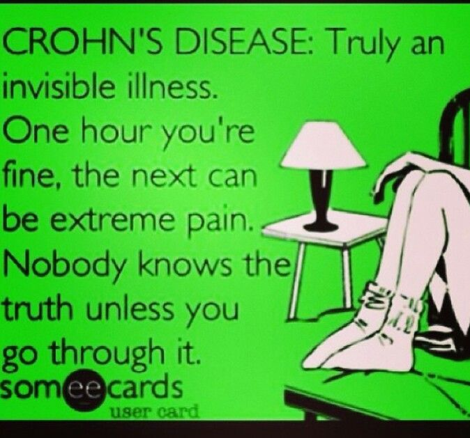 Studies show that cannabis can provide relief for patients with Crohn's disease and ulcerative colitis.