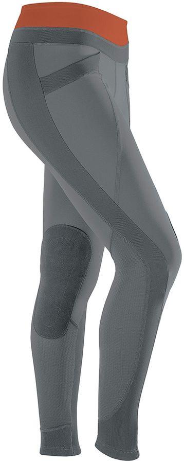 Dove Gray & Cayenne Synergy Riding Pants - On Sale!