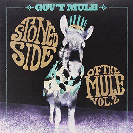 Stoned Side of the Mule, Vol. 2, Gov't Mule, LP (Pre-Owned)