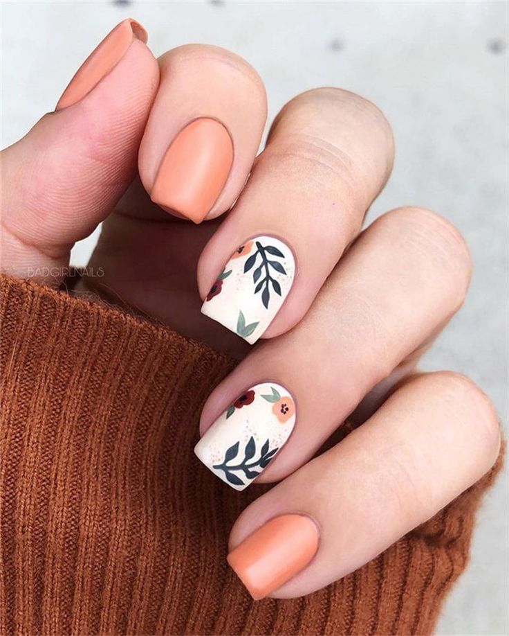 70 Straightforward Matte Nail Designs to Stand The Better of Time