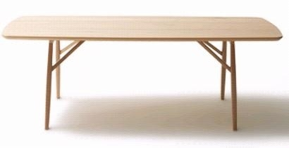 Quincy Dining Table from Orson & Blake