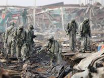 Dozens of officials jailed over Tianjin blasts