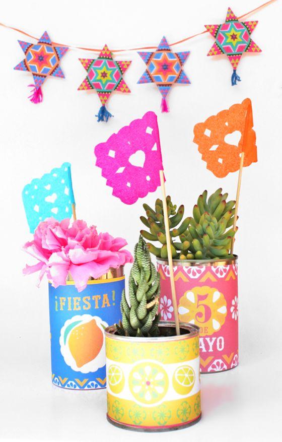 Cinco de Mayo printable decorations!
